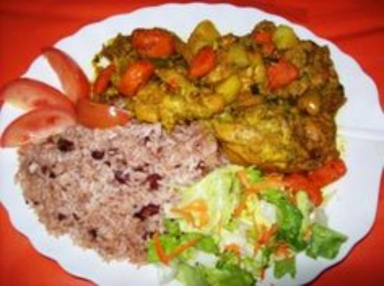 Jamaican curry chicken picture of cuisine clacton on sea cuisine jamaican curry chicken forumfinder Gallery