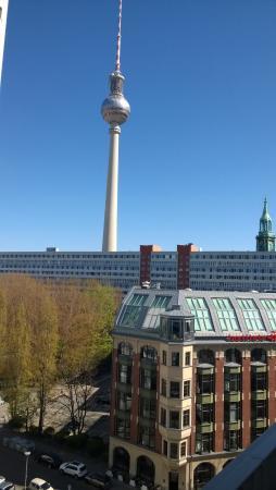 Zdjęcie Adina Apartment Hotel Berlin Hackescher Markt