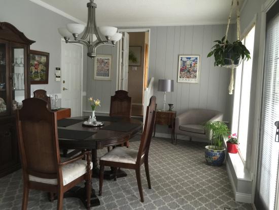 Prince George, كندا: Birch Room Breakfast Room