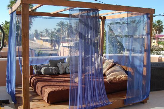 Casa Kootenay Bed and Breakfast: day bed