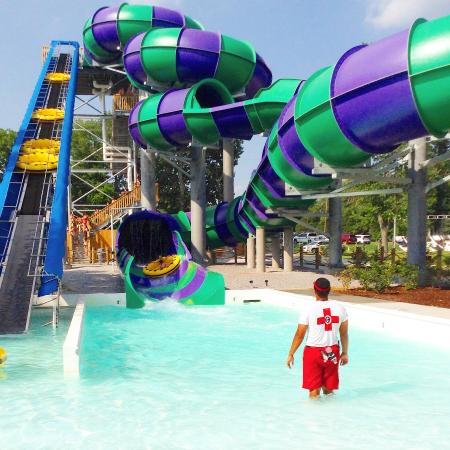 Nashville Shores Lakeside Resort: Big Kahuna