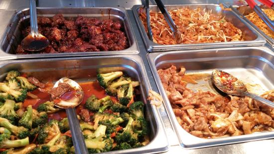 Chinese Food Bowmanville >> A-One Delights Buffet - canadian/asian/chinese buffet. - Picture of A - One Delights ...