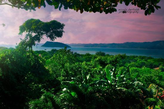 La Cruz, Κόστα Ρίκα: view from the Resort rooms