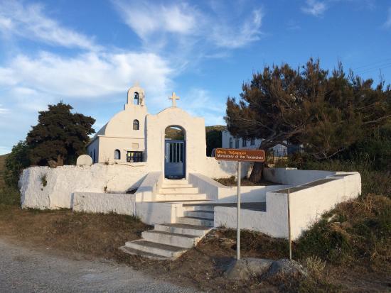 Moni Taxiarchon Monastery