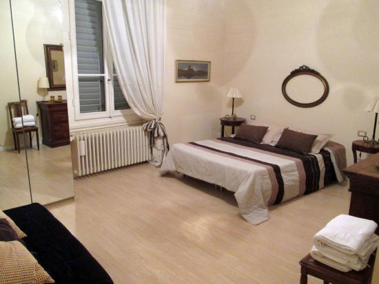 Corte dei Medici: My Room. Feel free to use the Photo, but give proper credit.