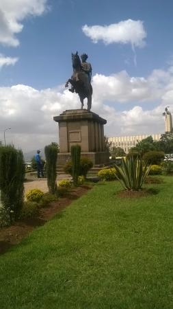 Menelik II Square