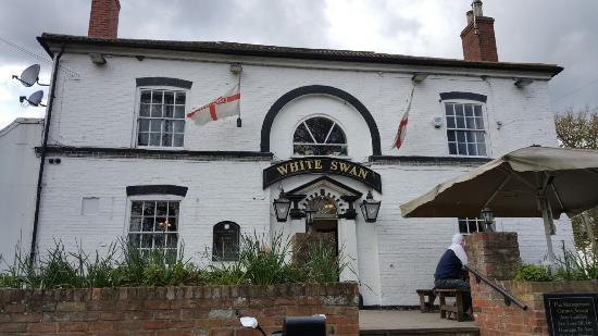 White swan public house