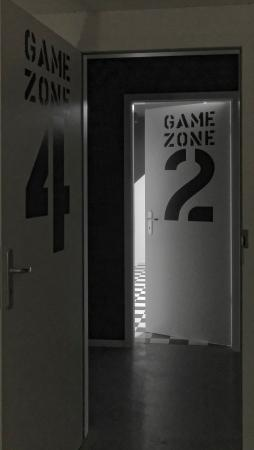 Live Escape Game : Game zone entrances