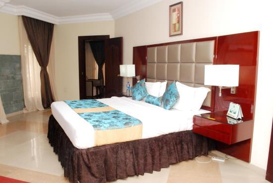 De Renaissance Hotel: Ex Suite