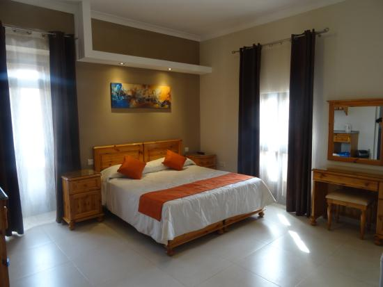 Duncan Guest House: Double bed