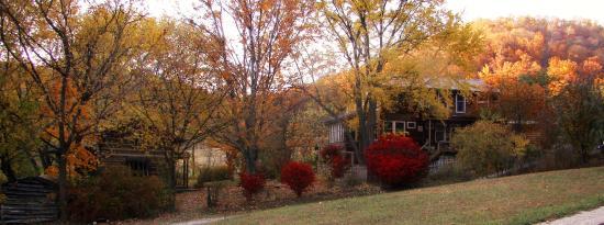 Irvine, Kentucky: Fall Colors