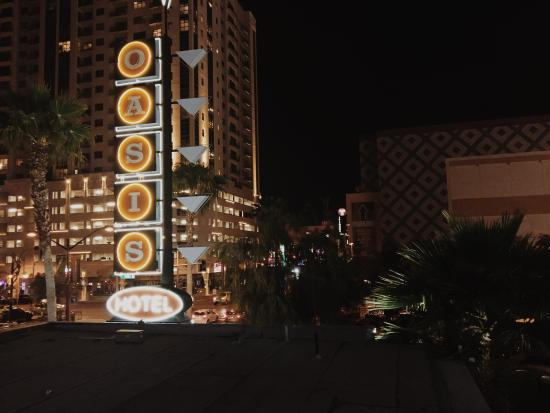 Oasis At Gold Spike Hotel Las Vegas