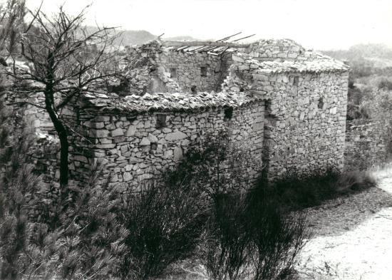 Entrechaux, Francia: la Manescale avant restauration