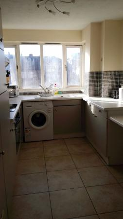 Marylebone Serviced Rooms & Apartment: CUCINA