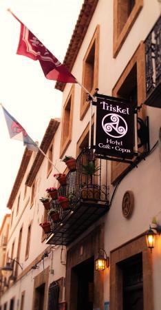 Hotel Triskel: Fachada