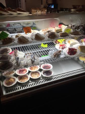 Guthrie, OK: Don't forget about the AWESOME Cakes, Pies, & Cookies! Take some to-go!