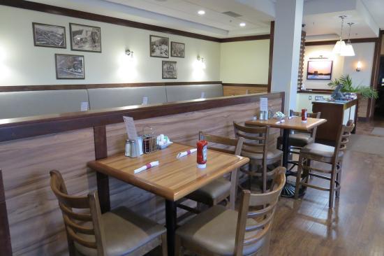 Billy Barker Casino Hotel : Cafe