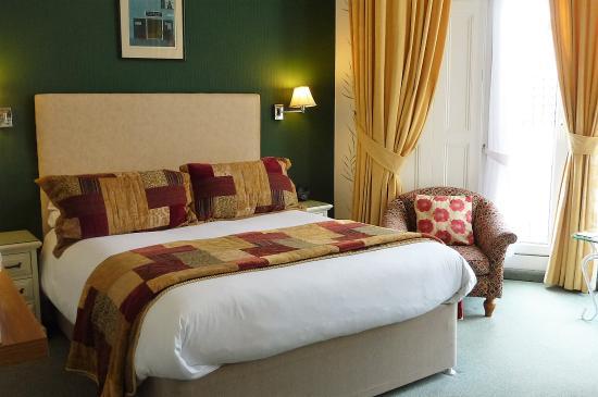 Hotel Iona Torquay: Premier Balcony Room
