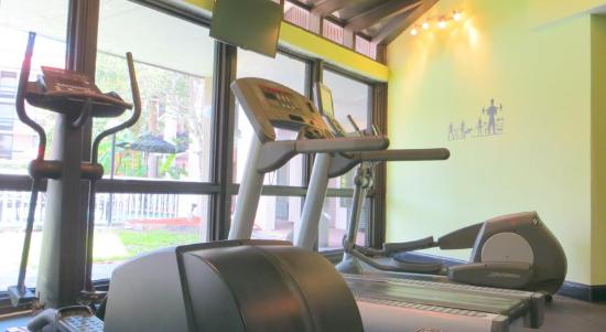 Grand Hotel Orlando: Fitness