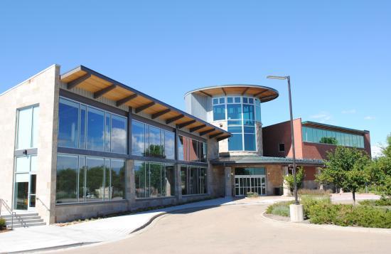Longmont Museum & Cultural Center: The Longmont Museum & Stewart Auditorium