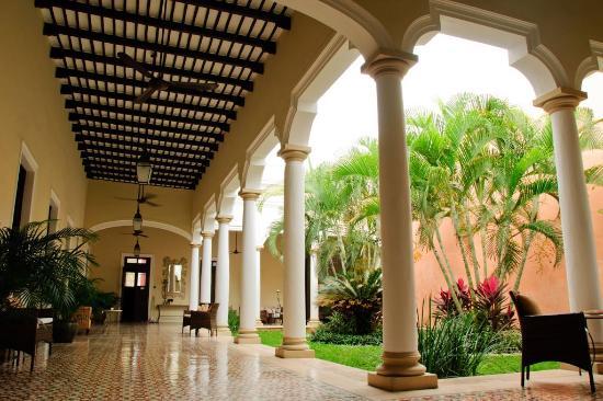 Hotel Villa Verde Merida