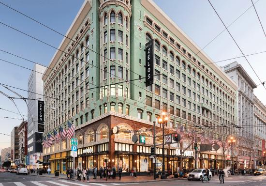 Photo of Hotel Palomar San Francisco - a Kimpton Hotel