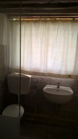 Montecassiano, Italia: Bagno- doccia