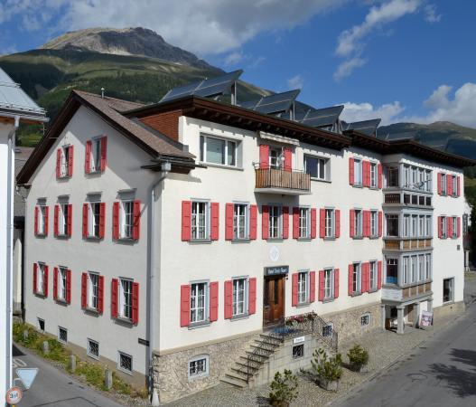 Celerina, Swiss: Hotel Sommer