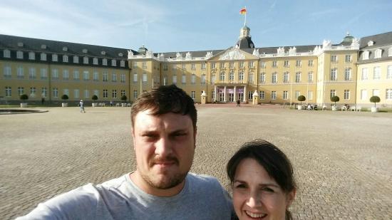Karlsruhe Palace: 20160421_175414_large.jpg