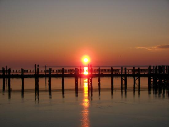 Sunrise on the Pungo River, Belhaven
