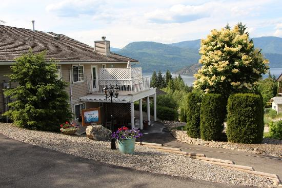 Sorrento, Canadá: Selah Retreat B&B