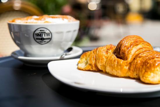 Café La Maison Smith Place-Royale