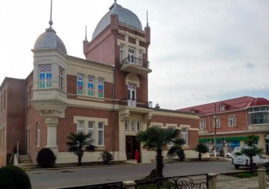 Lankaran, Azerbaijan: Xan evi