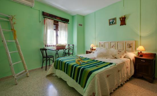 Riolobos, Spain: Habitación superior