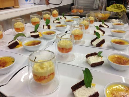Badia, إيطاليا: Dessert tipici