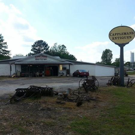Cappleman's Antiques: This Store will be over 42 years in business by the same family next month.