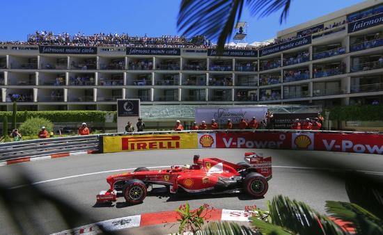 Fairmont Monte Carlo: Fairmont Hairpin Grand Prix