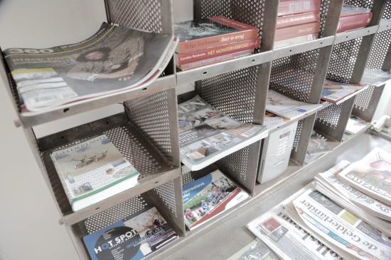 Beek-Ubbergen, Holland: Kranten