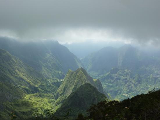 Bois de Nefles, Ile de La Réunion: Vue à couper le souffle