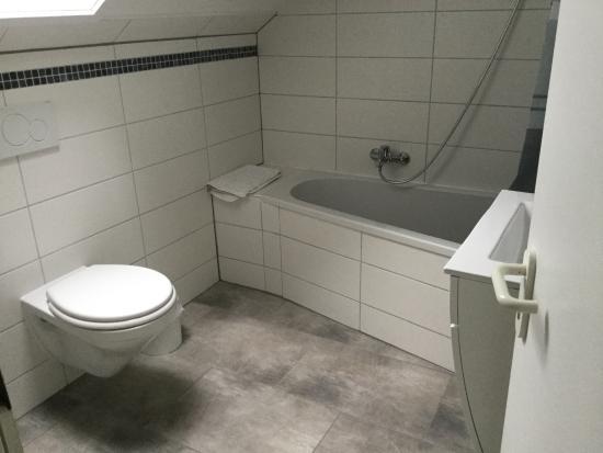 Pension Ziegelhof: Doppelzimmer Bad