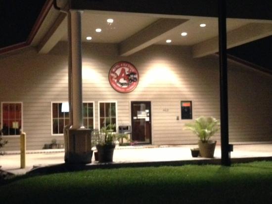 Sulphur, LA: A Plus Motel & RV Park