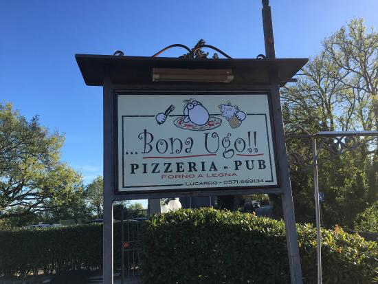 Lucardo, Olaszország: Bona Ugo