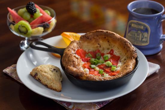Aldrich Guest House: Dutch Baby