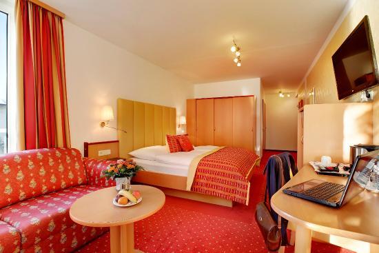 Strandhotel Alte Donau: Rooom