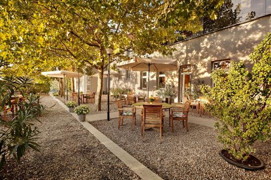 Strandhotel Alte Donau: Garden