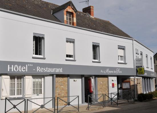 Au Moyne de Saire: Restaurant 5 mn de Barfleur
