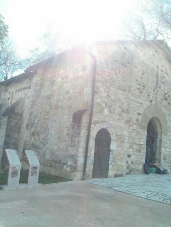 Hagetmau, France: Crypte de Saint Girons
