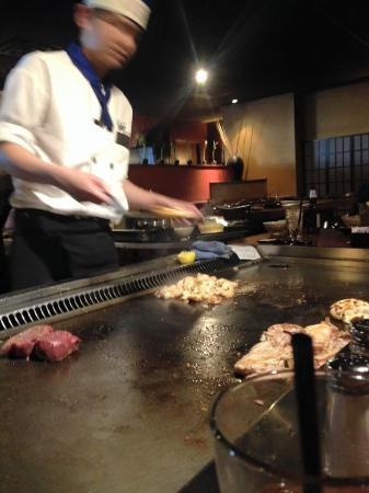 Genji Japenese Steakhouse & Sushi Bar