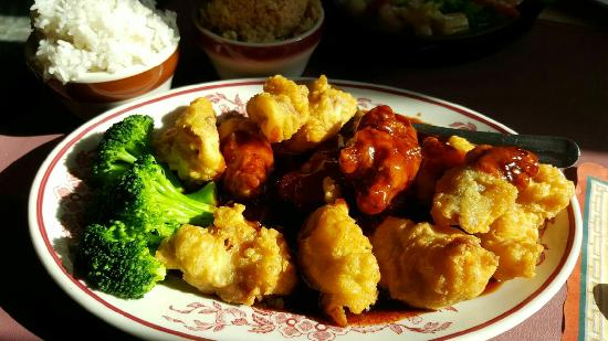 Grosse Ile, MI: Delicious food and great service!