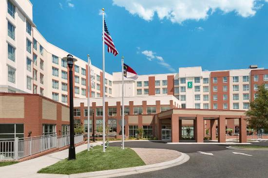 Embassy Suites by Hilton Charlotte / Ayrsley